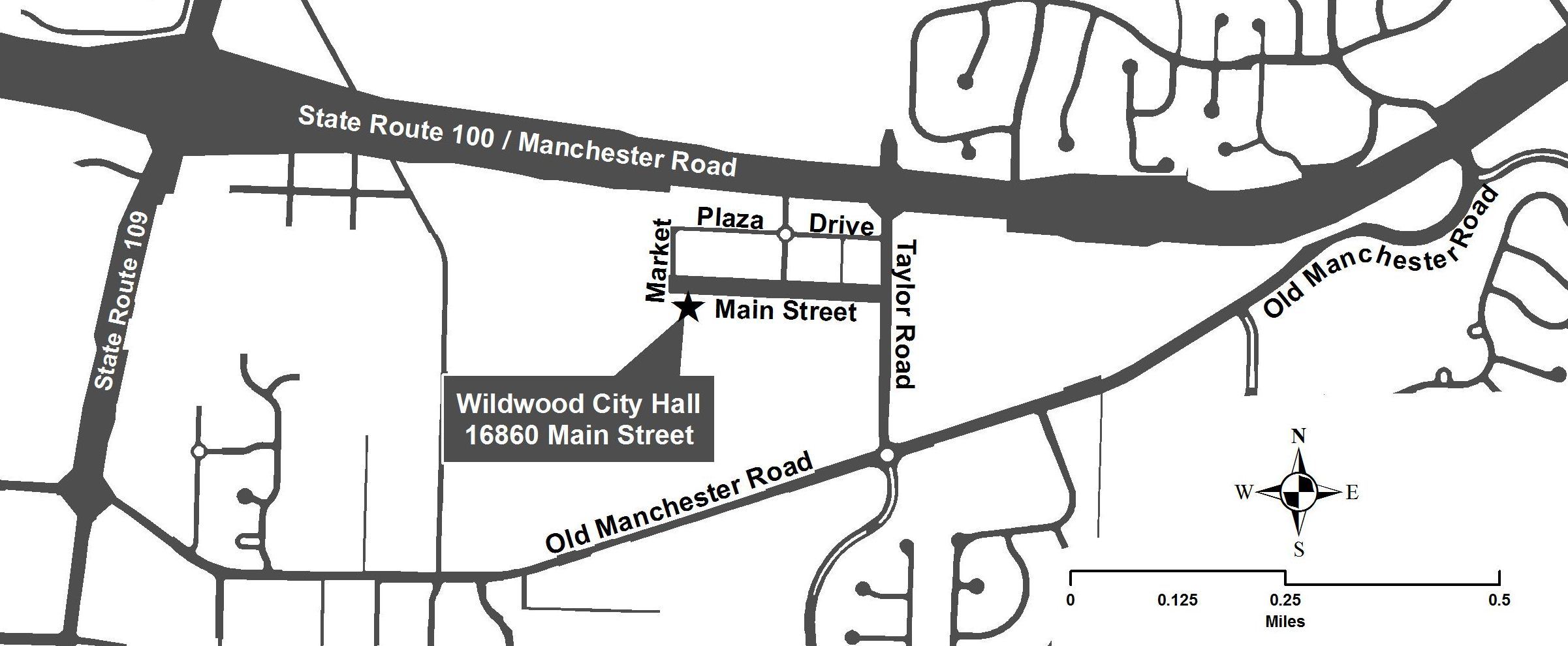 Map to Precinct
