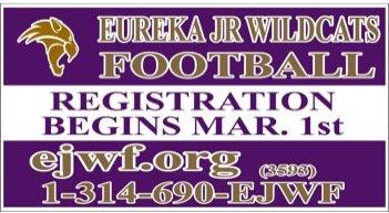 Football - Eureka Jr. Wildcats