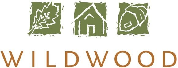 Wildwood Logo, with 3 icons