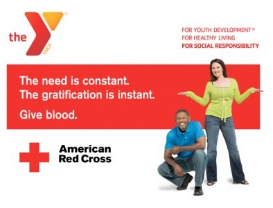 Wildwood Family YMCA Blood Drive - July 21, 2017