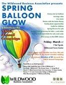 Spring Balloon Glow