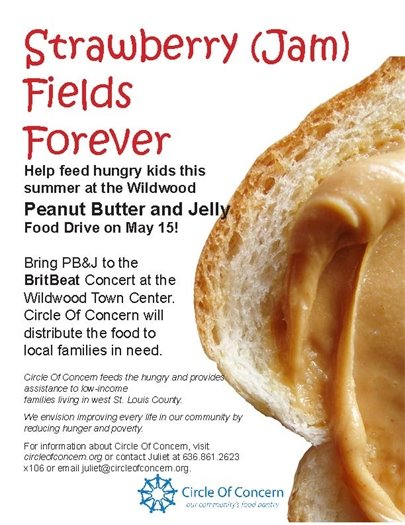 Peanut Butter and Jelly Food Drive