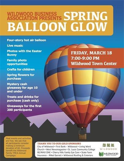 WBA-Wildwood Spring Balloon Glow