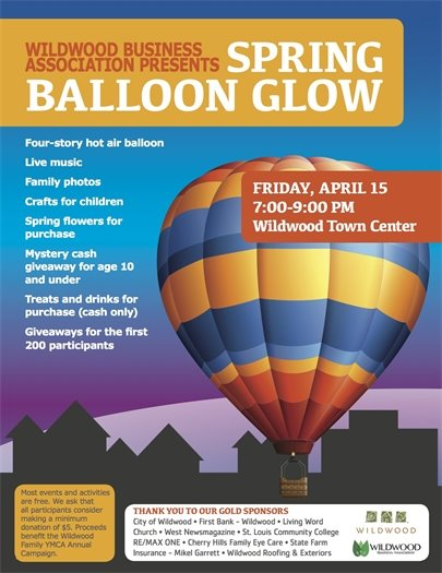 WBA Spring Balloon Glow