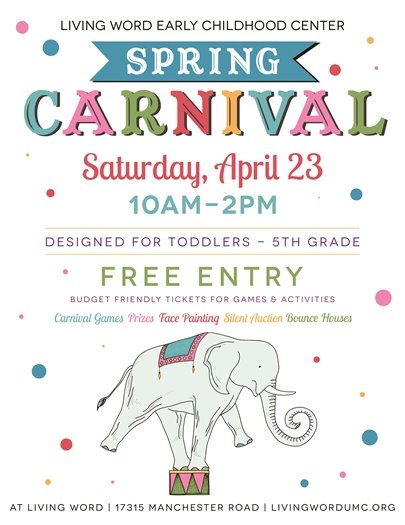 Living Word Church - Spring Carnival - 04-23-2016