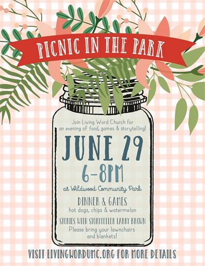 Living Word Church - Picnic in the Park