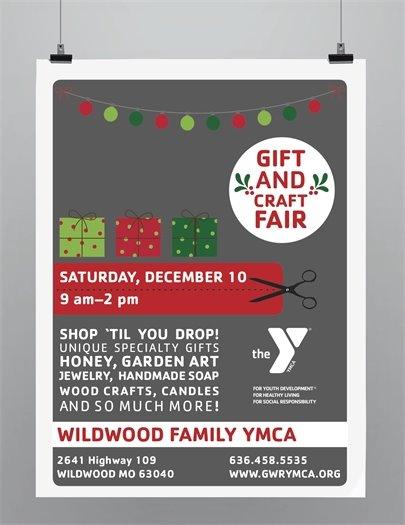 Wildwood Family YMCA - Gift and Craft Fair - December 19, 2016