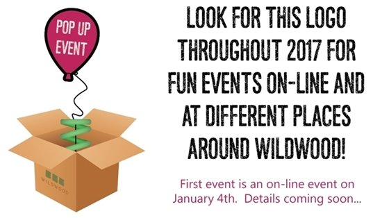 Pop-Up Events by the City of Wildwood