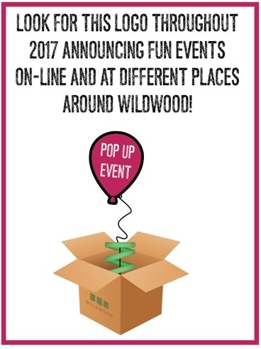 Pop-Up Events in 2017