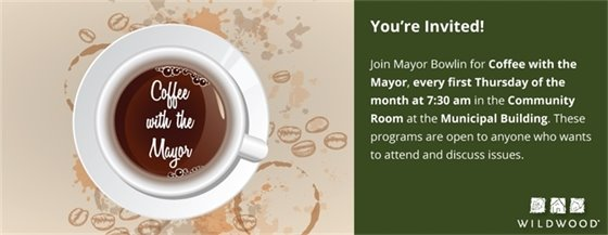 Coffee with the Mayor Bowlin - February 2, 2017