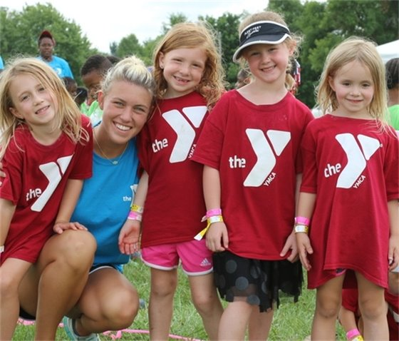 Kids Unplug and Reconnect with Others at YMCA Camp