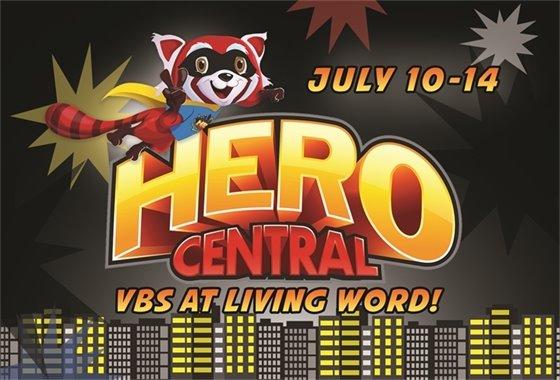 VBS - Living Work Church - July 10 through 14, 2017