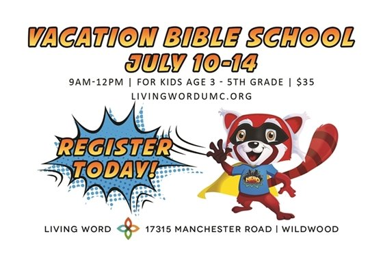 Living Word Church - VBS - Part Two