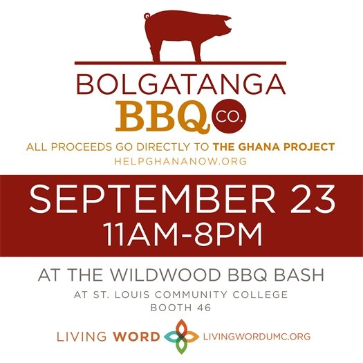 Living Word Church at Wildwood BBQ Bash - Bolgatanga BBQ