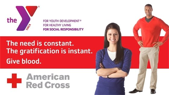 Wildwood Family YMCA Blood Drive - October 3, 2017