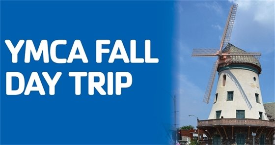 YMCA Fall Day Trip - October 2017