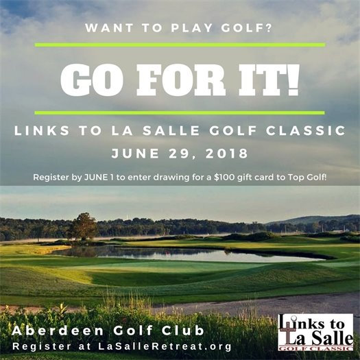 LaSalle Golf Classic - June 29, 2018 - Links to LaSalle