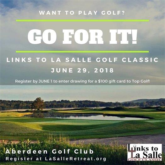 LaSalle Golf Classic - June 29, 2018 - Links to LaSalle