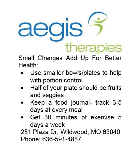 Aegis Therapies - Helpful Tips from a Wildwood Business