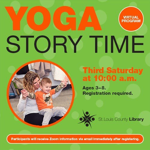 Yoga Story Time - St. Louis County Library District