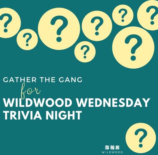 Trivia Night - Wednesday in Wildwood