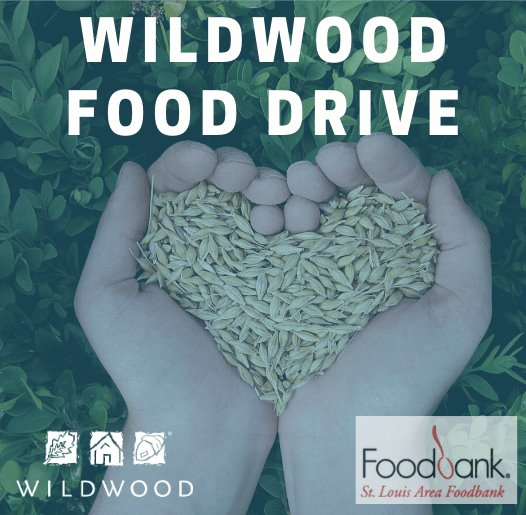 Wildwood Food Drive - Beginning May 9, 2020