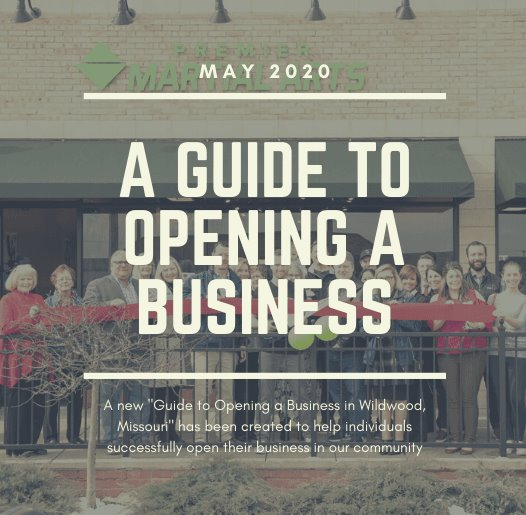 New Business Guide Available from City of Wildwood