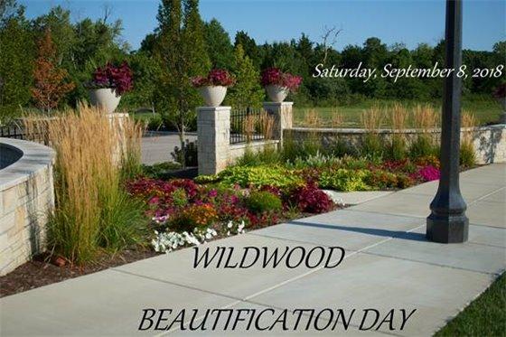 Wildwood Beautification Day - September 8, 2018