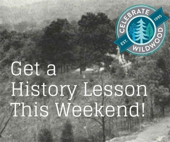 Celebrate Wildwood - Historic Preservation Commission Tent
