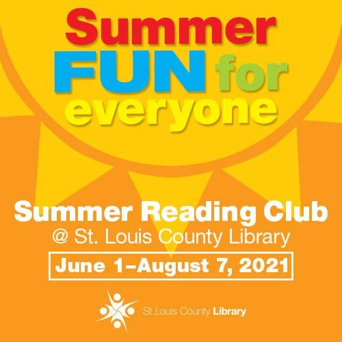 St. Louis County Library District - Summer Reading Club