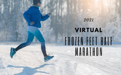 2021 - Virtual Frozen Feet Half-Marathon - City of Wildwood