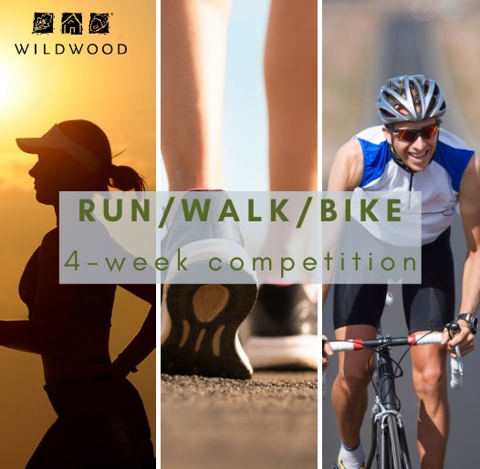 City of Wildwood - 4-Week Competition - Run/Walk/Bike