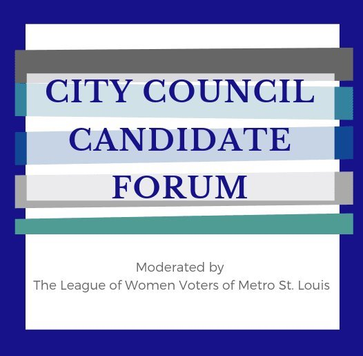 Mayor/City Council Candidate Forum - 2020