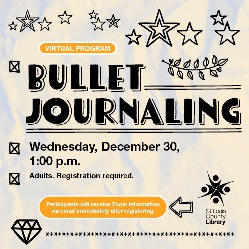 Bullet Journaling - It's Fun and Different