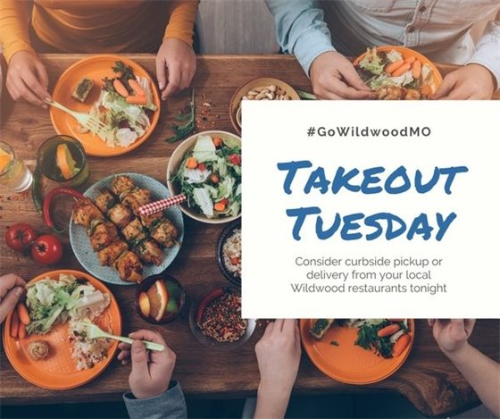 Takeout Tuesday - Help Area Resturants