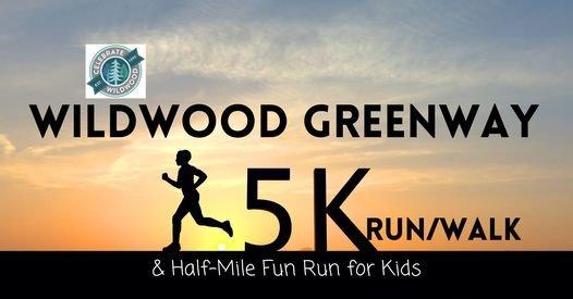 Celebrate Wildwood - Greenway 5K - September 25, 2021