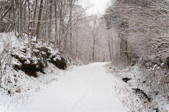 Al Foster Memorial Trail - Wildwood, Mo.!