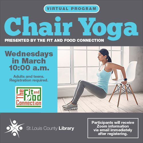 Chair Yoga - St. Louis County Library District