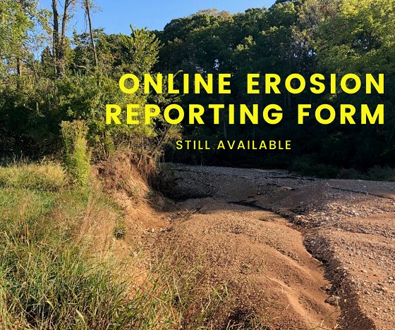 Online Reporting Form Still Available