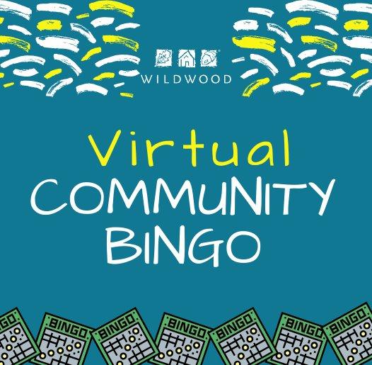 Friday, May 1, 2020 - Join Us for Virtual Bingo!