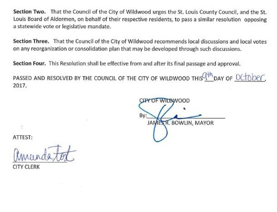 City Council Resolution #2017-38