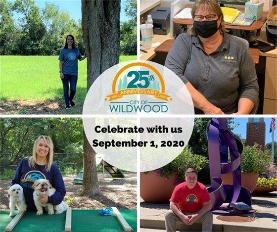 September 1, 2020 - 25 Years of all Things Wildwood