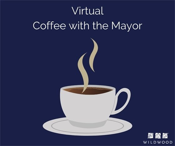 Coffee with the Mayor - Virtually