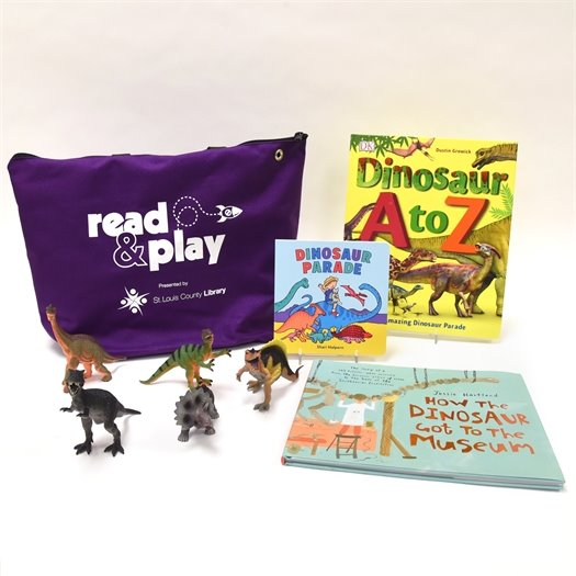 St. Louis County Library - Read and Play Kits