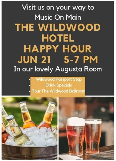 Friday Night in Wildwood - Enjoy the Festivities at Wildwood Hotel