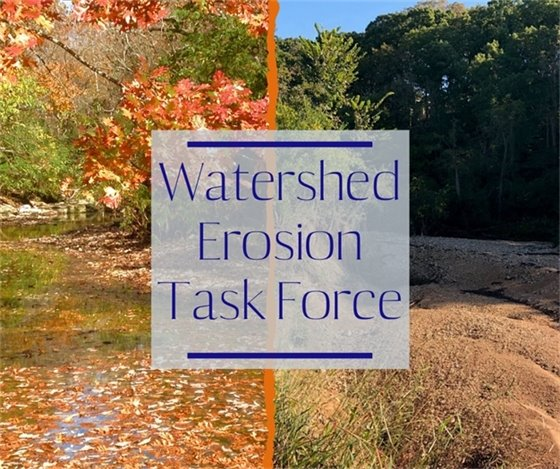 Watershed Erosion Task Force - Training Session - March 7, 2020