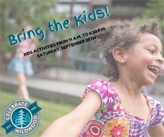 Bring the Kids to Celebrate Wildwood - This Saturday - September 25, 2021