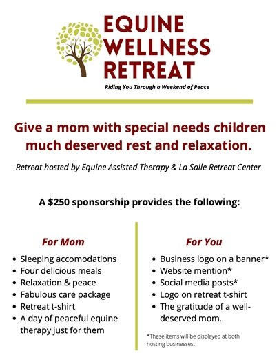 Equine Wellness Retreat