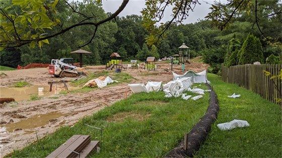 Green Pines Park - Under Construction