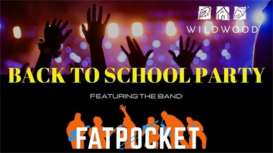 Back to School Party - August 20, 2021